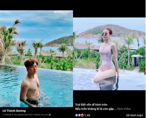 Lộ bằng chứng Ngô Kiến Huy hẹn hò nữ ca sĩ nóng bỏng hậu chia tay Khổng Tú Quỳnh 2