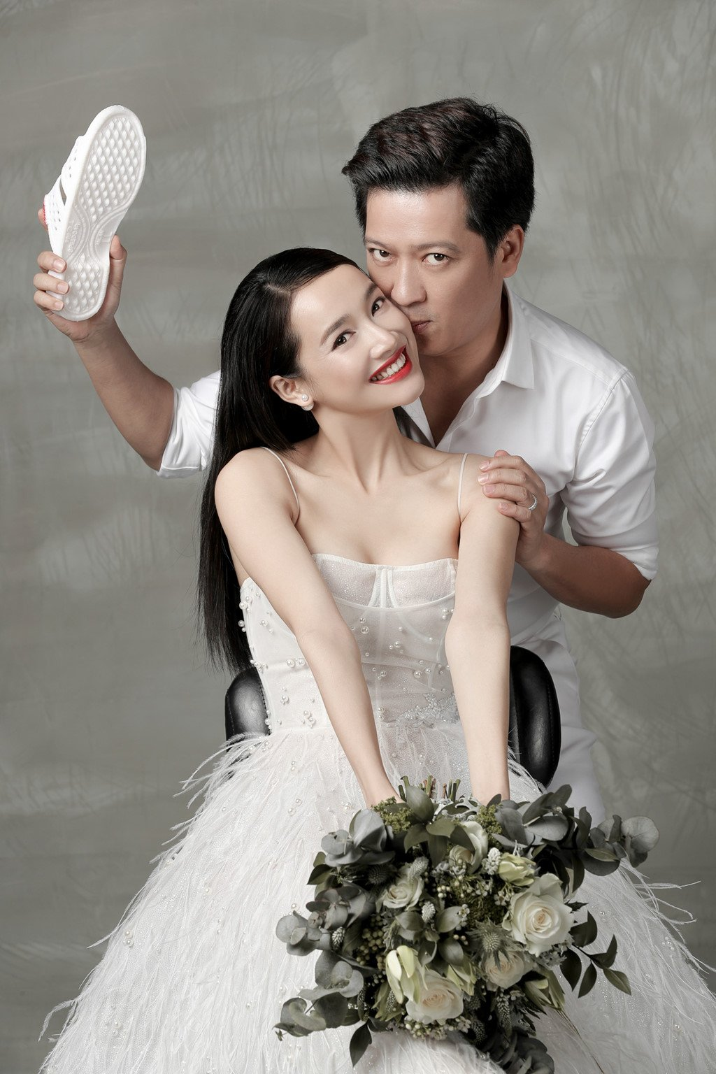 Trường Giang tung chiêu độc kỷ niệm 1 năm ngày cưới Nhã Phương 3