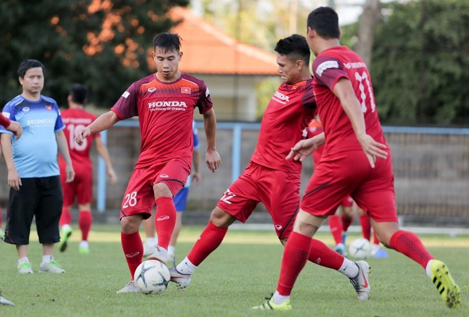 Tuấn Anh báo tin vui cho HLV Park Hang Seo trước trận đấu với Indonesia 3