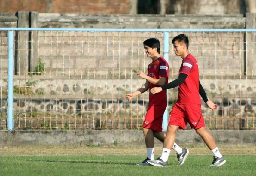Tuấn Anh báo tin vui cho HLV Park Hang Seo trước trận đấu với Indonesia 2