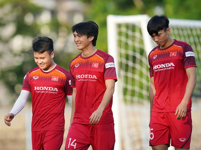Tuấn Anh báo tin vui cho HLV Park Hang Seo trước trận đấu với Indonesia 1