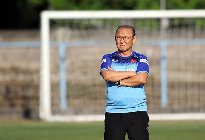 HLV Park đặc biệt ái ngại trước 2 cầu thủ nhập tịch bên phía Indonesia 1