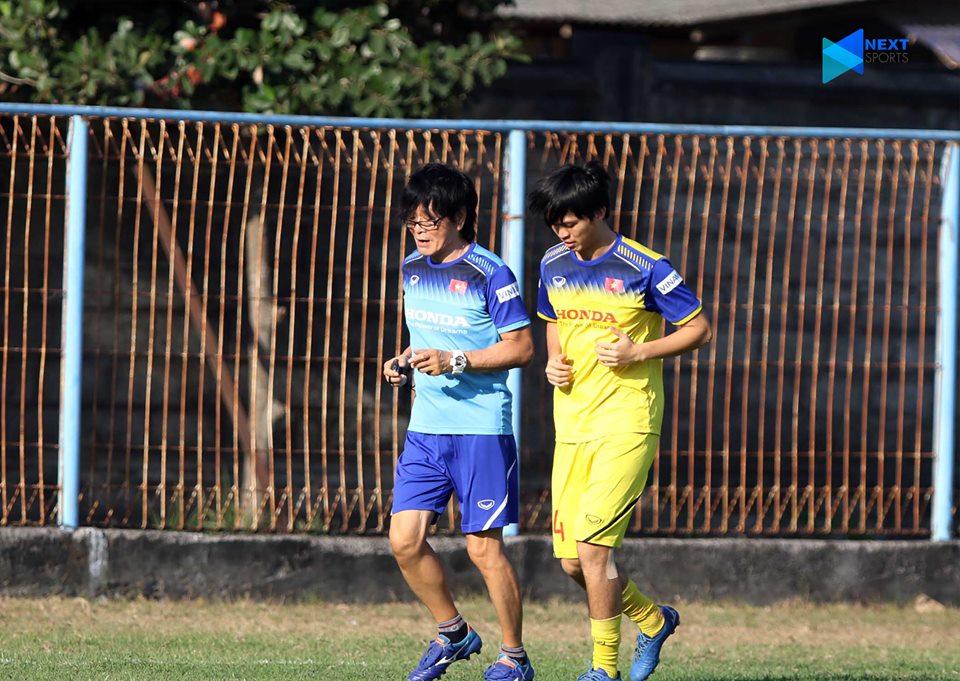 Thầy Park ra quyết định cuối cùng về Tuấn Anh trước trận đấu với Indonesia 1