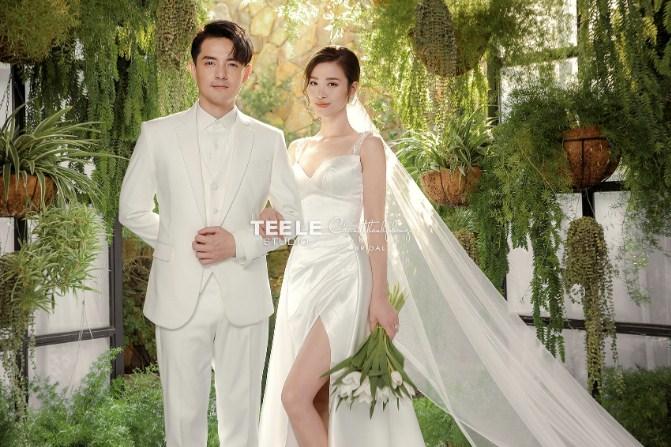 Đông Nhi bị fan soi ra váy cưới 'đụng hàng' với Nhã Phương và Hari Won 3