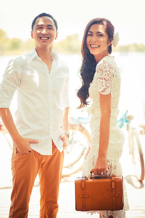 Tăng Thanh Hà và chồng mừng ngày 20/10 theo cách cực giản dị 3