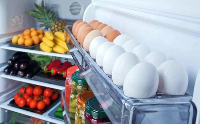 Cách bảo quản trứng trong tủ lạnh: Nên đặt dọc hay ngang mới đúng 1