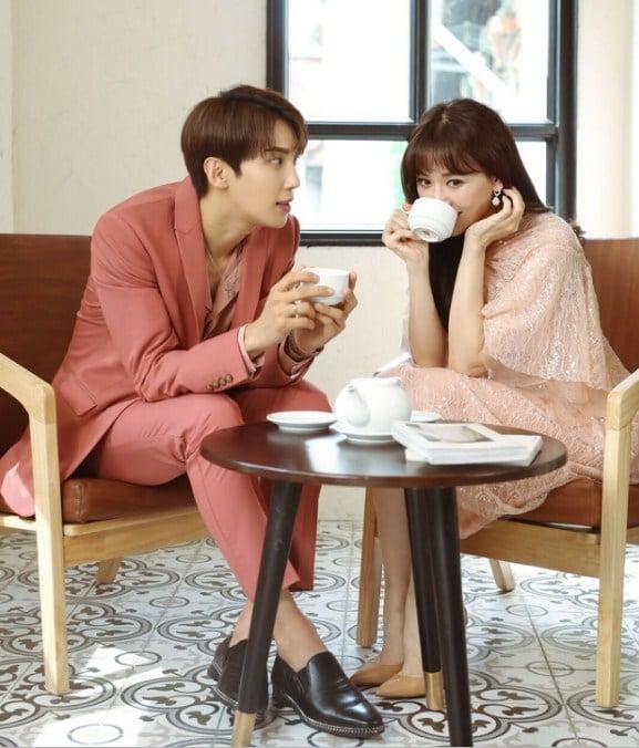 Hari Won 'tình bể bình' bên trai trẻ, tung MV mới đầy lãng mạn 2