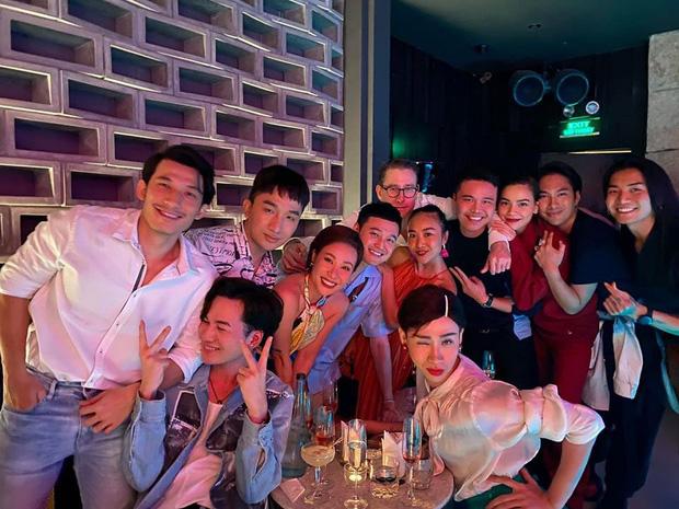 Trấn Thành và dàn sao showbiz dự sinh nhật nhà thiết kế giàu có nhất nhì Việt Nam 1