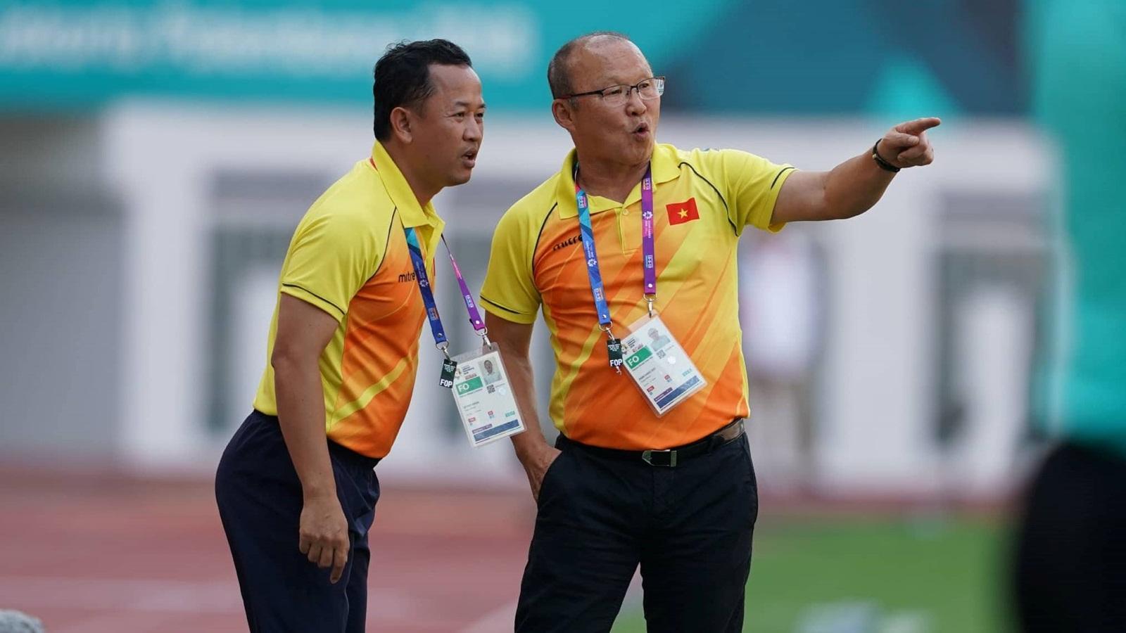 HLV Park Hang Seo nhận tin buồn, mất người truyền lửa ngay trước thềm VCK U23 châu Á 1