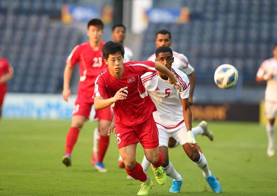 Sớm bị loại, HLV Triều Tiên vẫn tuyên bố đả bại U23 Việt Nam ở trận cuối vòng bảng 2