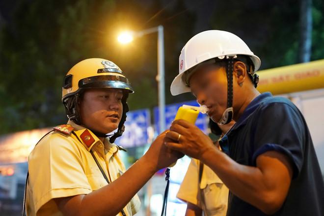 Giảm 138 người chết vì tai nạn giao thông sau 1 tháng thực hiện Nghị định 100 1
