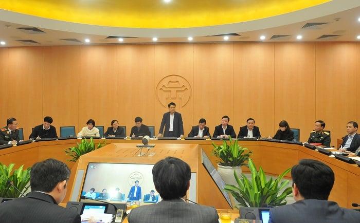 Hà Nội: Giám sát chặt chẽ hành khách nhập cảnh qua sân bay Nội Bài 1
