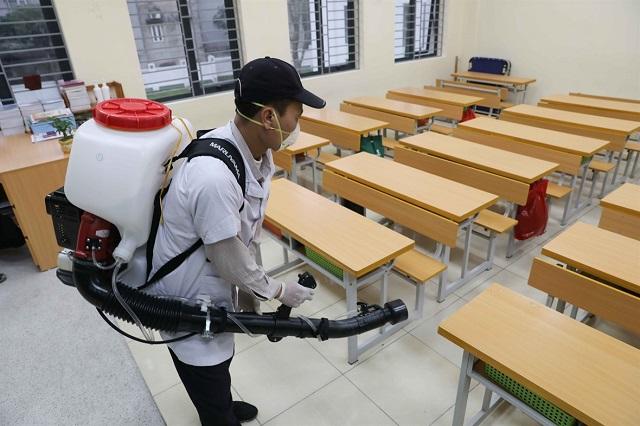 Tạo môi trường an toàn khi học sinh trở lại lớp 1