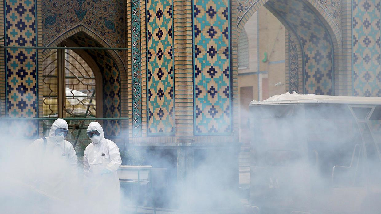 Chuyên gia dự đoán hơn 3,5 triệu người Iran có thể chết vì Covid-19 1