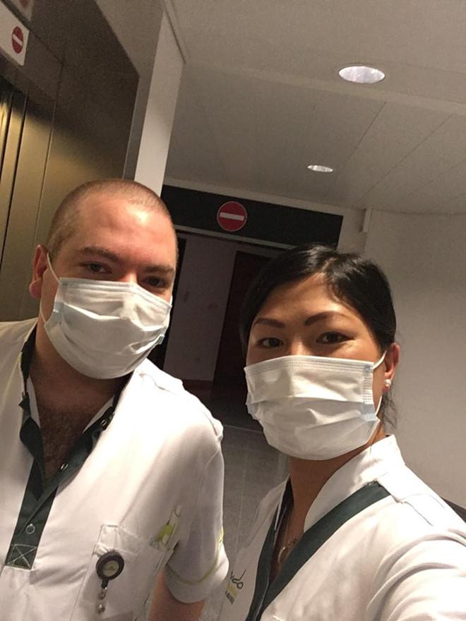 Cô bé H'Mông nói tiếng Anh như gió trở thành y tá chống dịch Covid-19 tại Bỉ 2