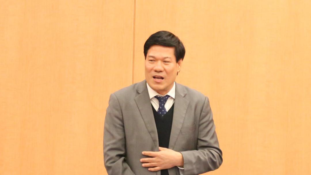 Khởi tố, bắt tạm giam Giám đốc Trung tâm Kiểm soát bệnh tật Hà Nội 1