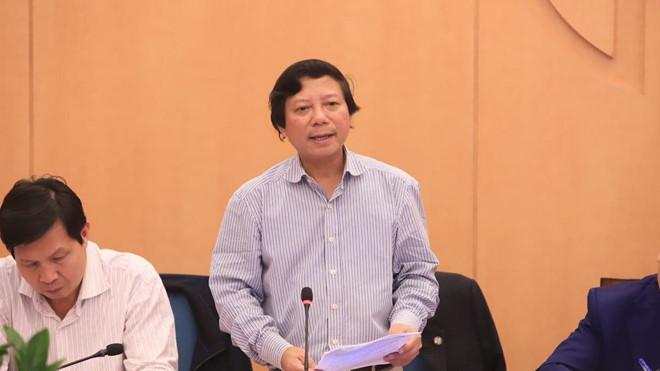 Sở Y tế phân công người điều hành CDC Hà Nội sau khi ông Nguyễn Nhật Cảm bị bắt 1