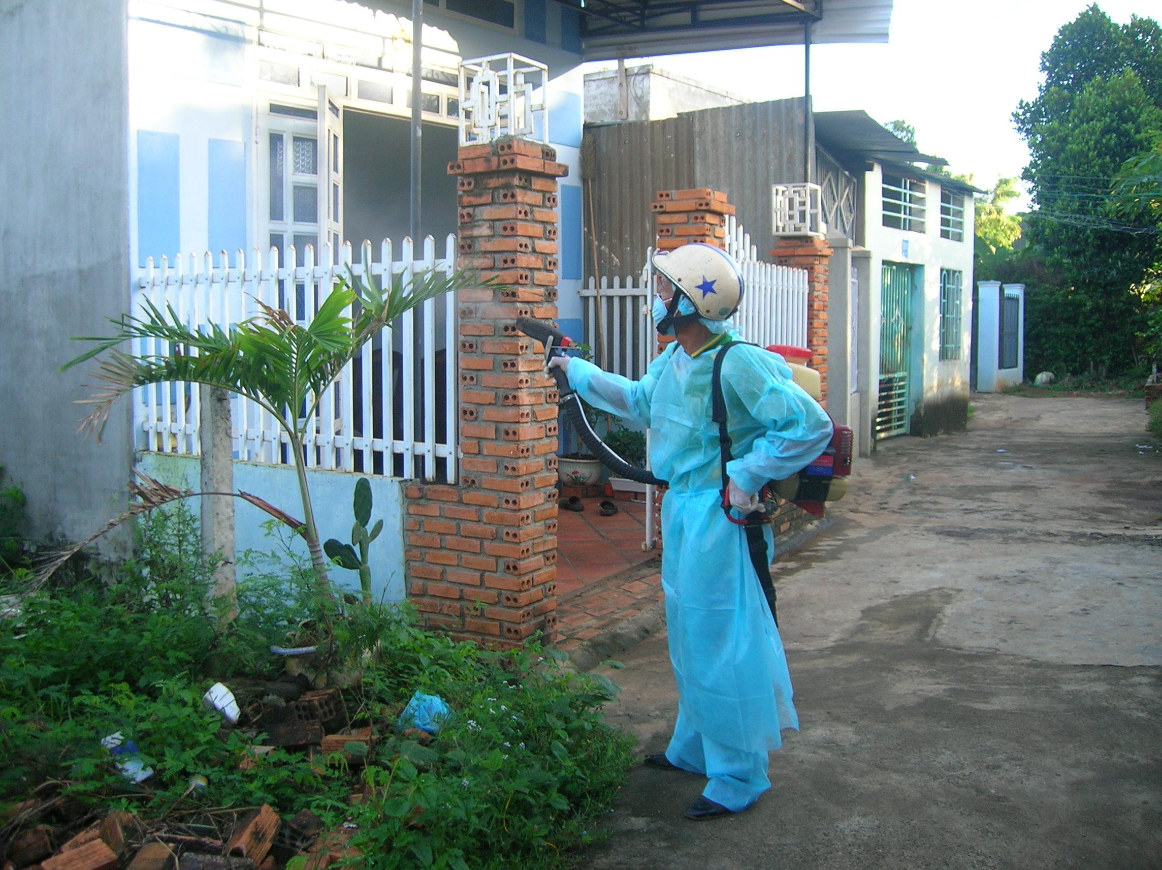 Hà Nội nguy cơ xuất hiện dịch sốt xuất huyết, ghi nhận 137 trường hợp mắc bệnh 1