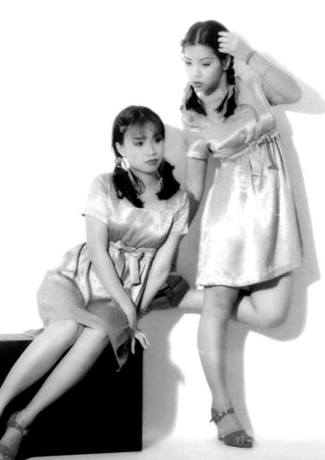 Em gái Cẩm Ly lộ ảnh quá khứ, nhan sắc khiến fan ngỡ ngàng 2