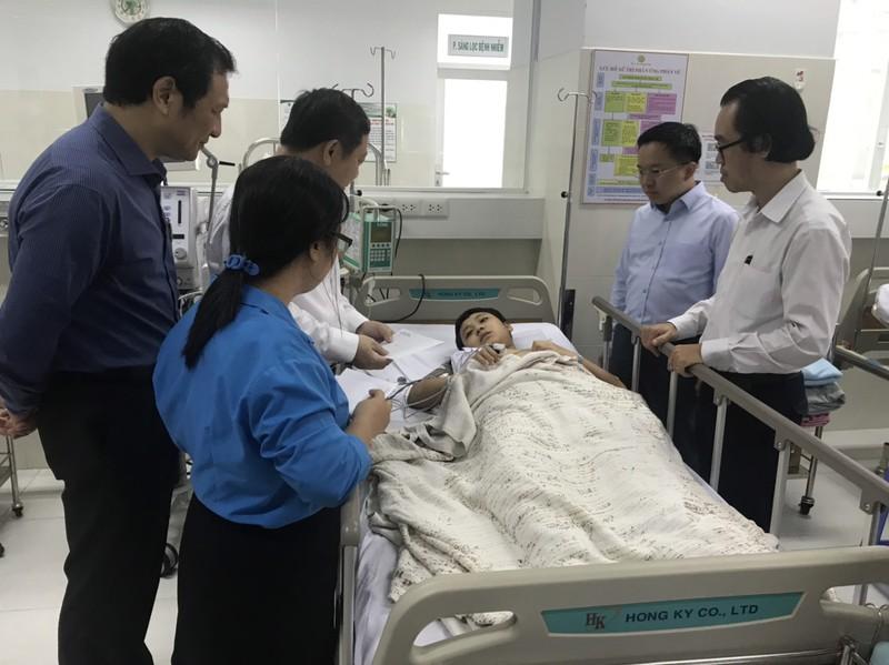 Vụ cây đổ khiến 1 học sinh tử vong: Cập nhật tình trạng của 8 nạn nhân nhập viện 2