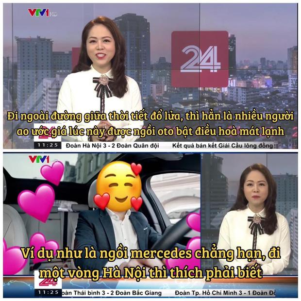 VTV bắt trend, khéo léo nhắc chuyện 'ngồi xe Mẹc đi một vòng Hà Nội' 1