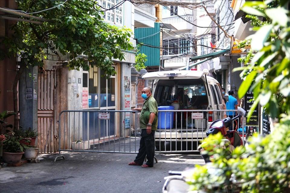 Hà Nội: Hơn 93.000 người từ Đà Nẵng về, dự kiến 26/8 kết thúc 2 'ổ dịch' 3