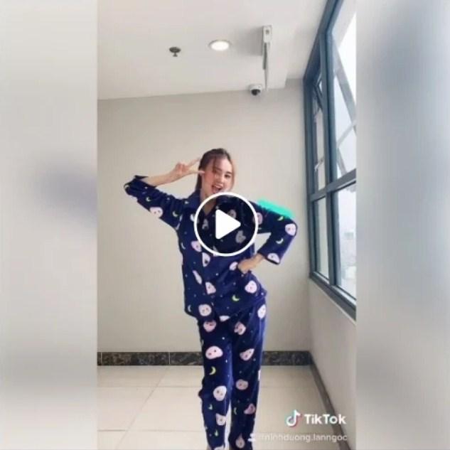 Sự thật sau vụ Lan Ngọc mặc đồ ngủ nhún nhảy tại chung cư nhà Chi Dân 1
