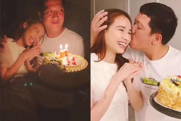 Truong Jiang در حالی که جشن تولد همسرش را در دست داشت گوشه ای از یک ویلای لوکس را کشف کرد که باعث تحسین Netigen 5 شد