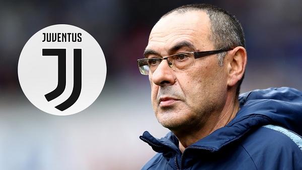 Chồng đủ 5 triệu bảng, Chelsea sẽ để Sarri về Juventus dẫn dắt Ronaldo  2