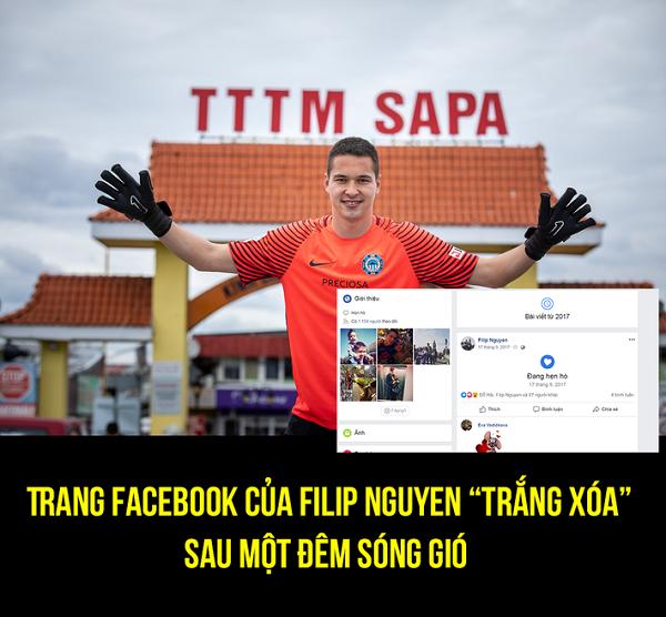 Sau sự cố dịch nhầm, Filip Nguyễn 'nghỉ chơi' với nhiều người Việt trên Facebook 2