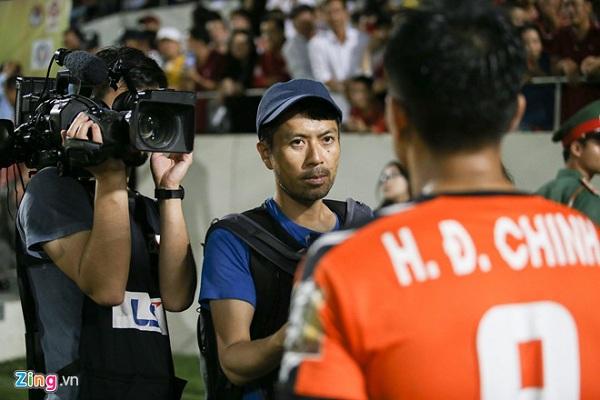 Đài Nhật Bản làm phim về đội tuyển Việt Nam, chọn Đức Chinh làm gương mặt phỏng vấn 1