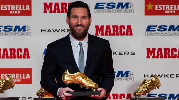 Ronaldo không bầu chọn cho Messi trong cuộc đua Quả bóng vàng 2019 1