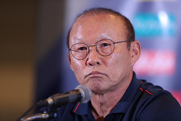 HLV Park Hang Seo phiền lòng vì bị truyền thông Thái Lan bóp méo phát biểu 1