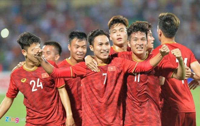 Áp đảo đối thủ, U23 Việt Nam có chiến thắng thuyết phục trước U23 Myanmar  1