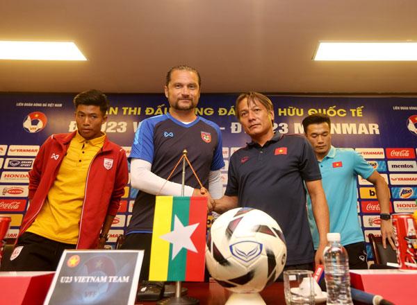 TRỰC TIẾP U23 Việt Nam vs U23 Myanmar: Martin Lo suýt lập công 6