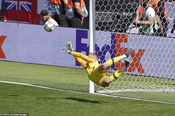 Kết quả bóng đá hôm nay: Bồ Đào Nha đăng quang UEFA Nations League  2