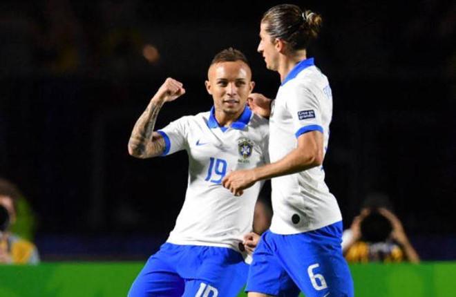 Thay Neymar gánh vác, Coutinho giúp Brazil khởi đầu như mơ tại Copa America 2019 4