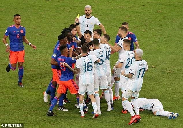 Kết quả Copa America 2019: Argentina chịu trận thua sốc trong ngày đầu ra quân  1