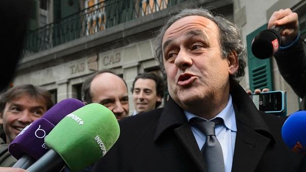 Cựu chủ tịch UEFA Michel Platini bị bắt giam vì tội nhận hối lộ 1