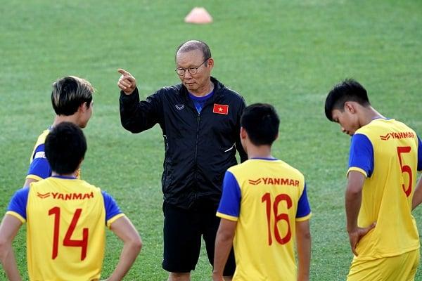 Phó chủ tịch VFF: 'Không lo được lương cho HLV Park Hang Seo, tôi sẽ rút lui' 1