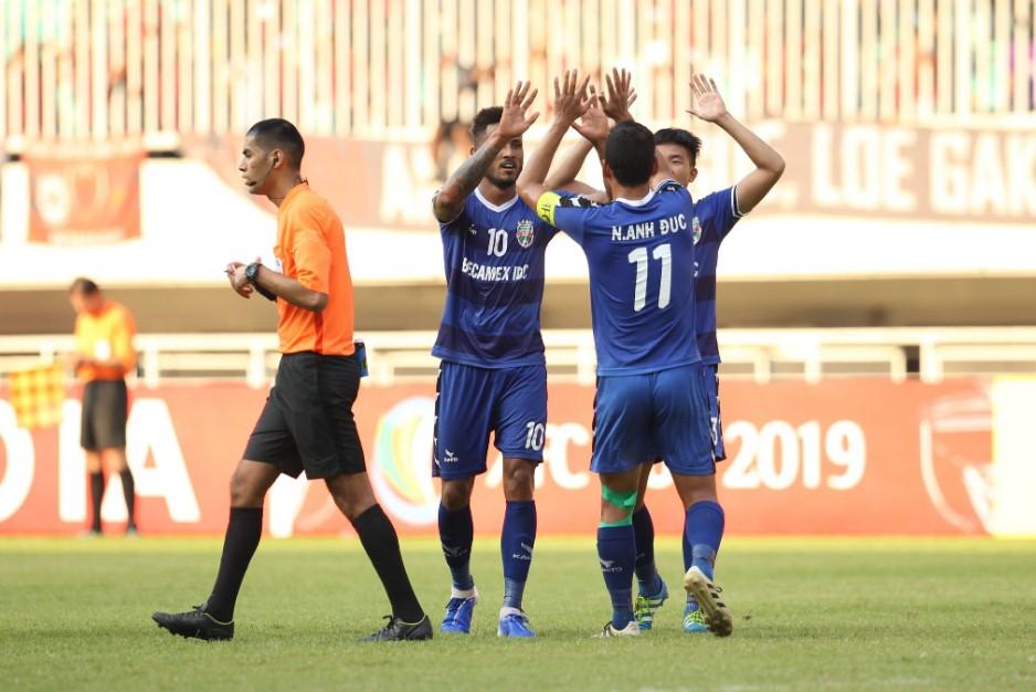 Tiếp bước Hà Nội FC, Bình Dương tạo ra trận chung kết toàn Việt Nam tại AFC Cup  1