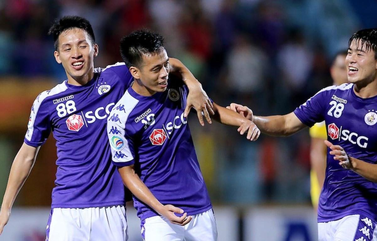 Báo châu Á ca ngợi hết lời về chiến tích của Hà Nội FC tại AFC Cup  1