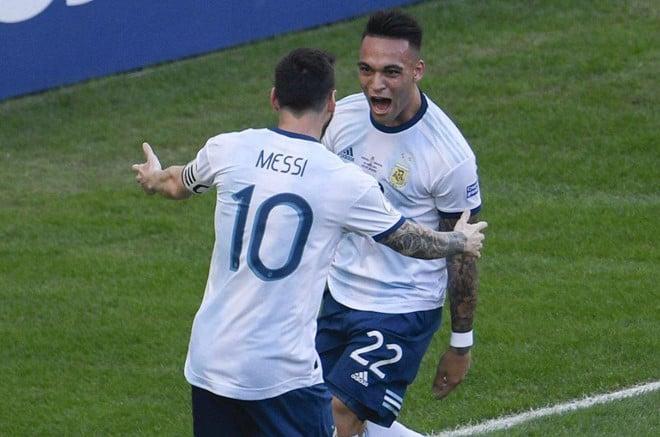 Đánh bại Venezuela, Argentina hẹn Brazil tại bán kết trong trận 'siêu kinh điển' Nam Mỹ 1
