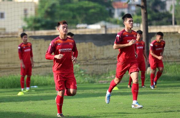 U22 Việt Nam tập trung chuẩn bị cho SEA Games : Sao Việt kiều tiếp tục góp mặt 1