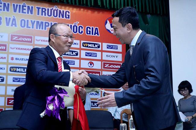 HLV Park Hang Seo chốt ngày ký hợp đồng với bóng đá Việt Nam  2