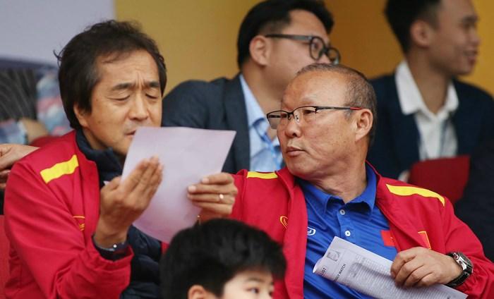 HLV Park Hang Seo không dự lễ bốc thăm vòng loại World Cup 2022  2