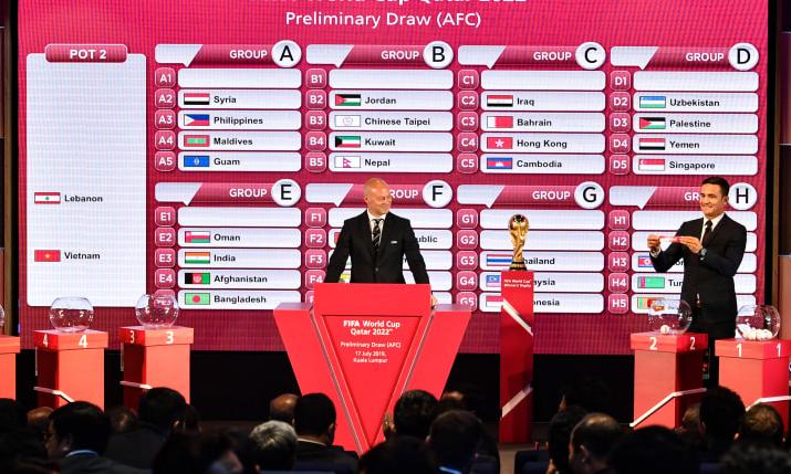 FIFA đưa ĐT Việt Nam 'lên mây xanh', khẳng định sẽ là mối đe dọa tại bảng G 1