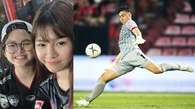 Bạn gái truyền lửa trên khán đài, Văn Lâm tiếp tục đưa Muangthong United đến chiến thắng 1