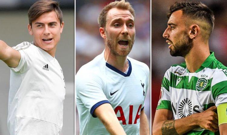 Chuyển nhượng Ngoại hạng Anh ngày cuối cùng: Tottenham trở lại thương vụ Dybala 5