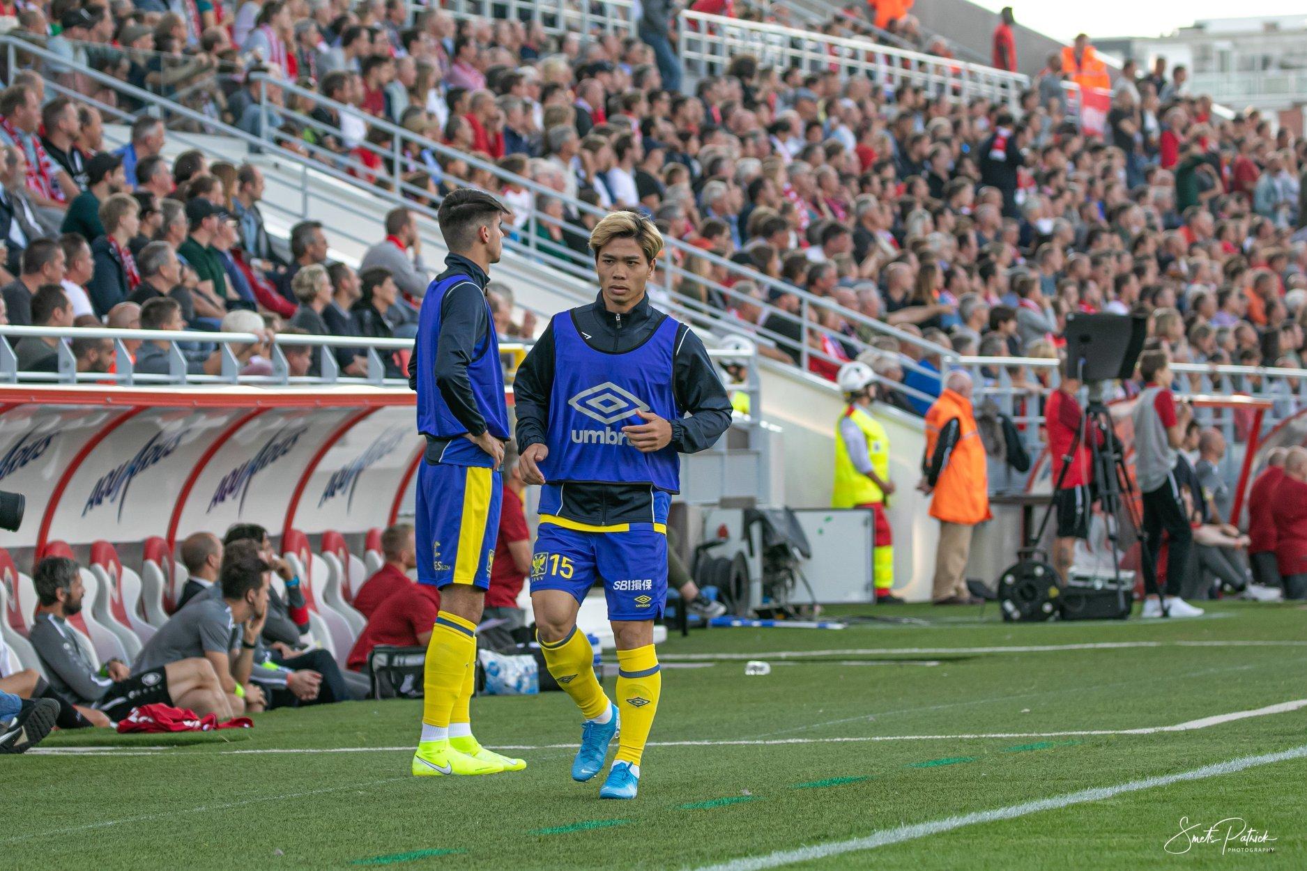 Công Phượng có trận đấu thứ 2 liên tiếp không được ra sân tại Bỉ 3